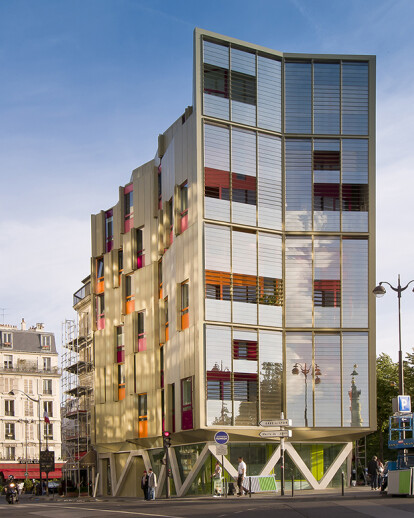 HOUSING PROJECT (Place de la Bastille)