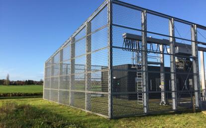 Pumping station Wapenveld (NL)