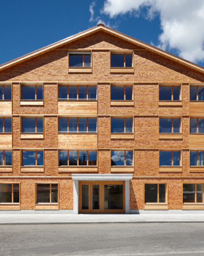 Gemeindehaus Pany