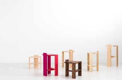 Sixplank chair