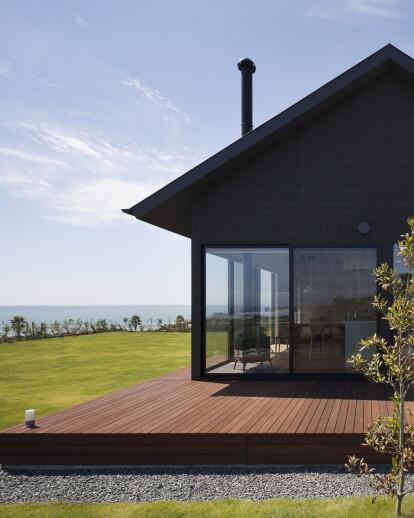 Sea side house