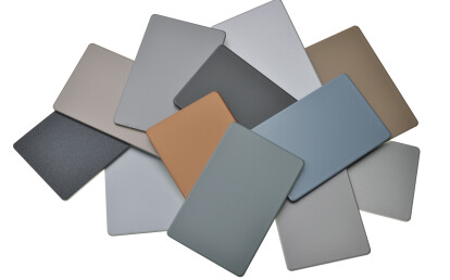 ALUCOBOND® metallic colours