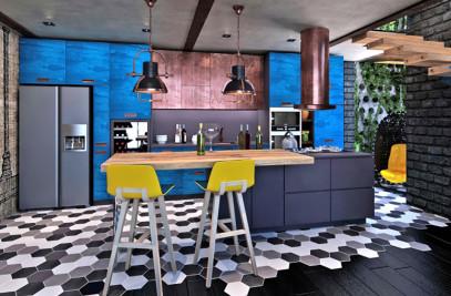 Apartment Loft Design