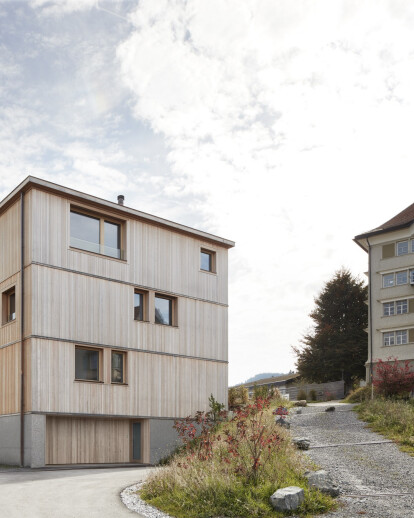 House at the Schopfacker