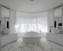 Dune bathtube by Antoniolupi
