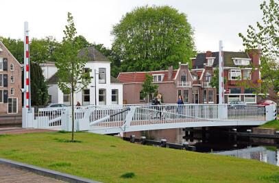Willem III drawbridge, Assen