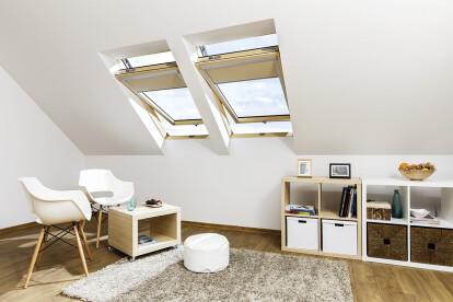 Centre Pivot Roof Window FTP-V