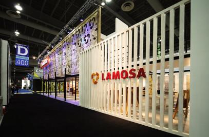Lamosa Expo CIHAC 2014