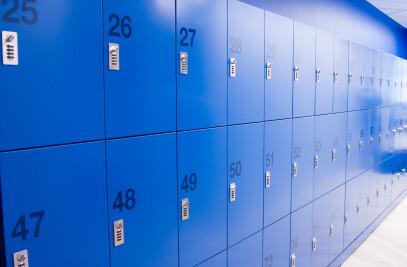 Nestlé Canada Employee Locker Storage