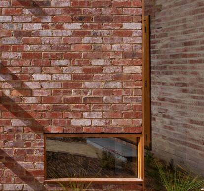 Brick cladding