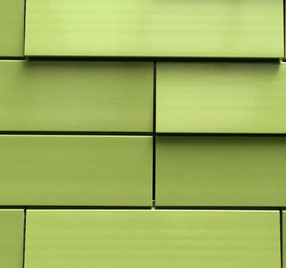 Ceramic cladding