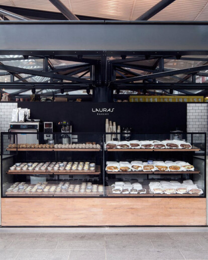 STORE CONCEPT FOR LAURAS BAKERY