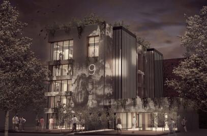 SANLITUN BUILDING - ARCHITECTURAL DESIGN