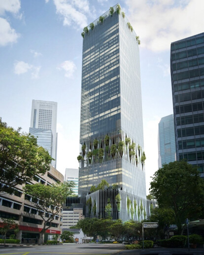 CapitalLand Tower