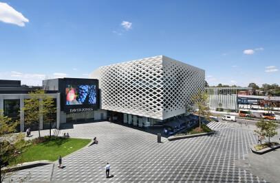 Eastland Shopping Centre.