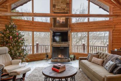 Cabin life in Waconia