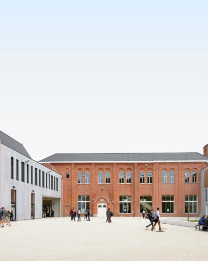 School Campuses Kortrijk
