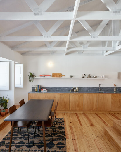 Dom Vasco - apartment renovation