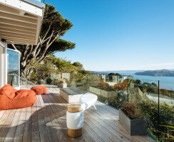 Sausalito Outlook by Feldman Architecture