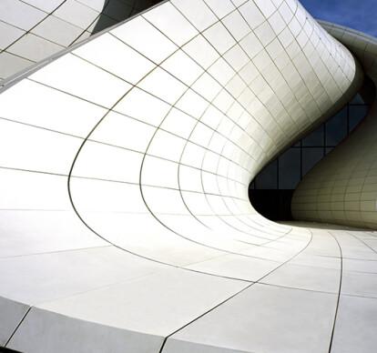 Continuous facade systems