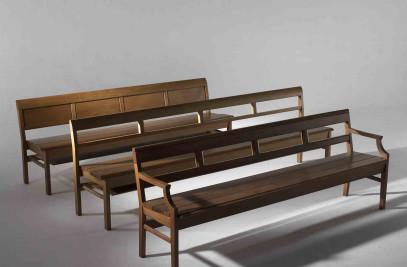 Charterhouse stacking bench range