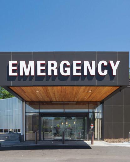 Methodist South Emergency Department