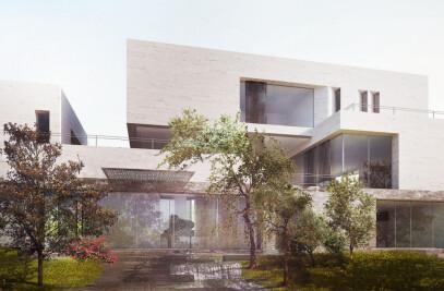 Villa in Jordan