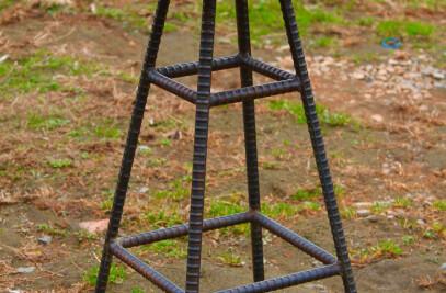 ReBarstool Rebar Industrial Seating (Studio Ed.)