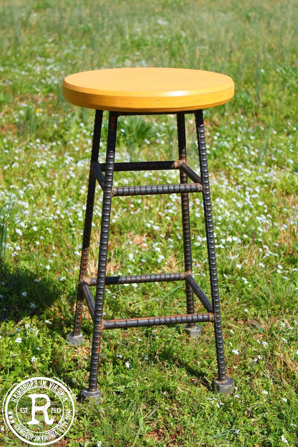 """ReBarstool Rebar Industrial Seating (24""""-30"""")"""