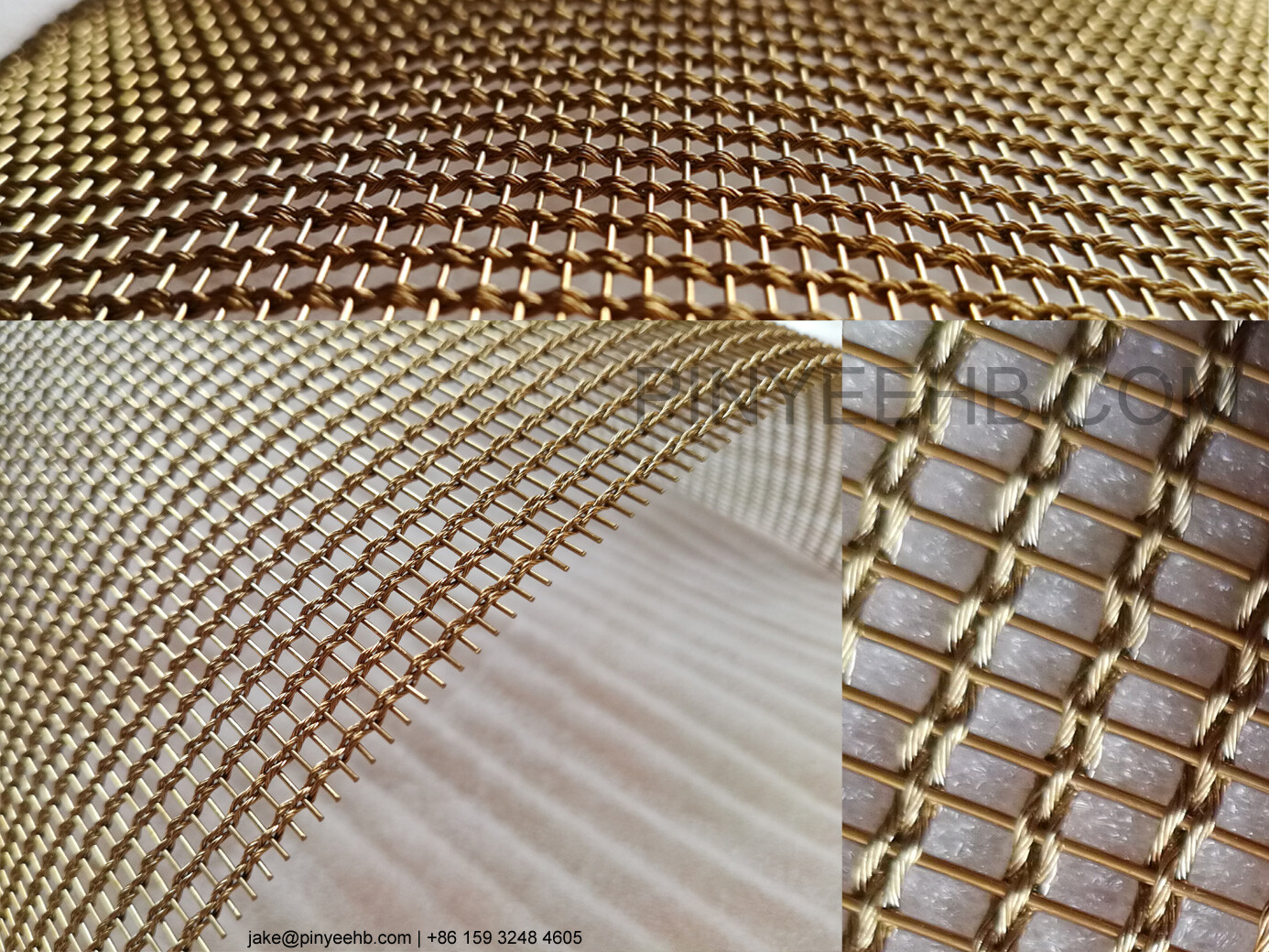 PinYee Hebei Glass Laminated Mesh