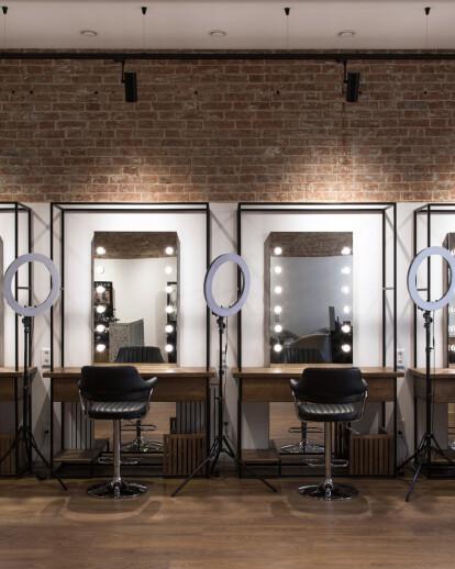 Interior Of Beauty Salon Chado