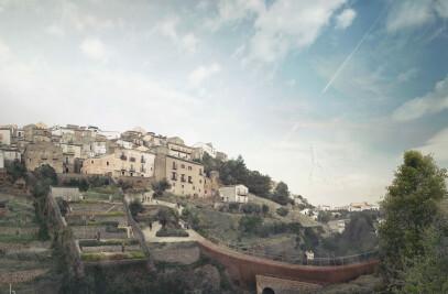 """""""The city of 100 gardens. Ecomuseum of the Tricari"""