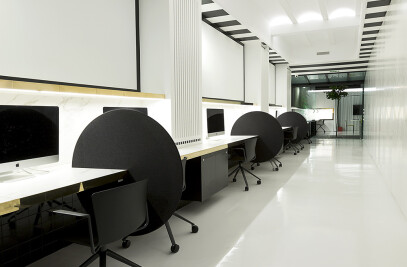 Office and Coworking Tiovivo Creativo