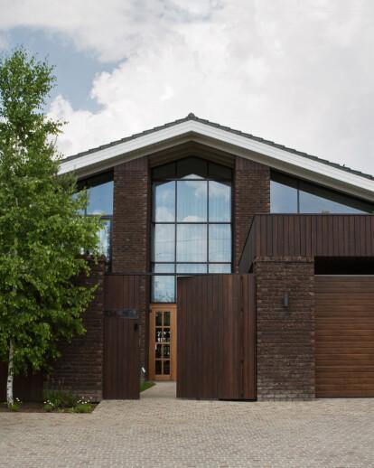 The elite house in the Rostov region