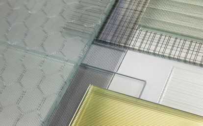Houdini™ Unlocked Textured Glass Collection