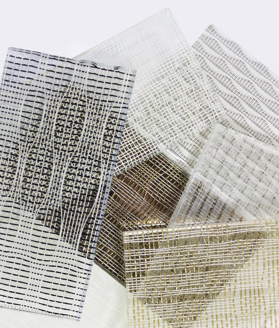 KOVA for Bendheim Glass Collection.