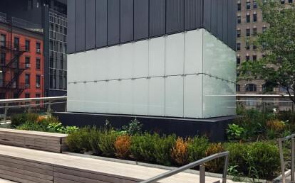 Liberty Park WTC Vent D, New York, NY