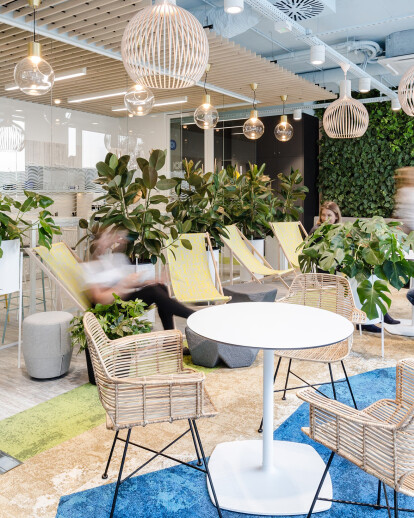 The greenest office