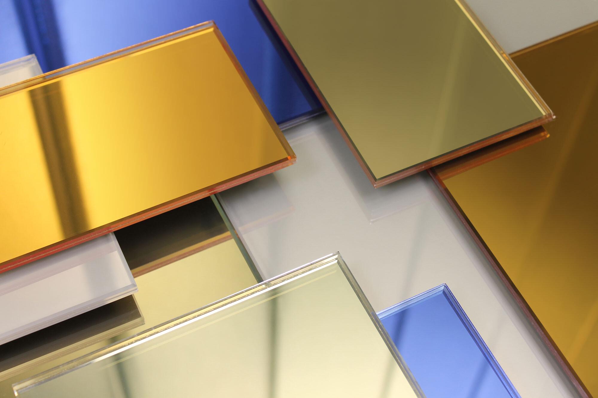 Glamir™ Collection & Architectural Mirrors