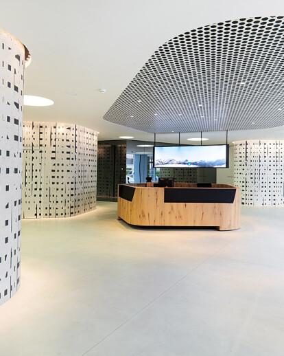 HQ Volksbank South Tyrol