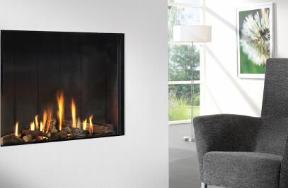 Optica Fireplace