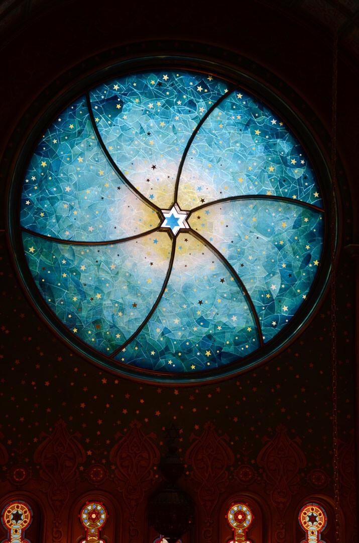 Eldridge Street Synagogue, New York, NY