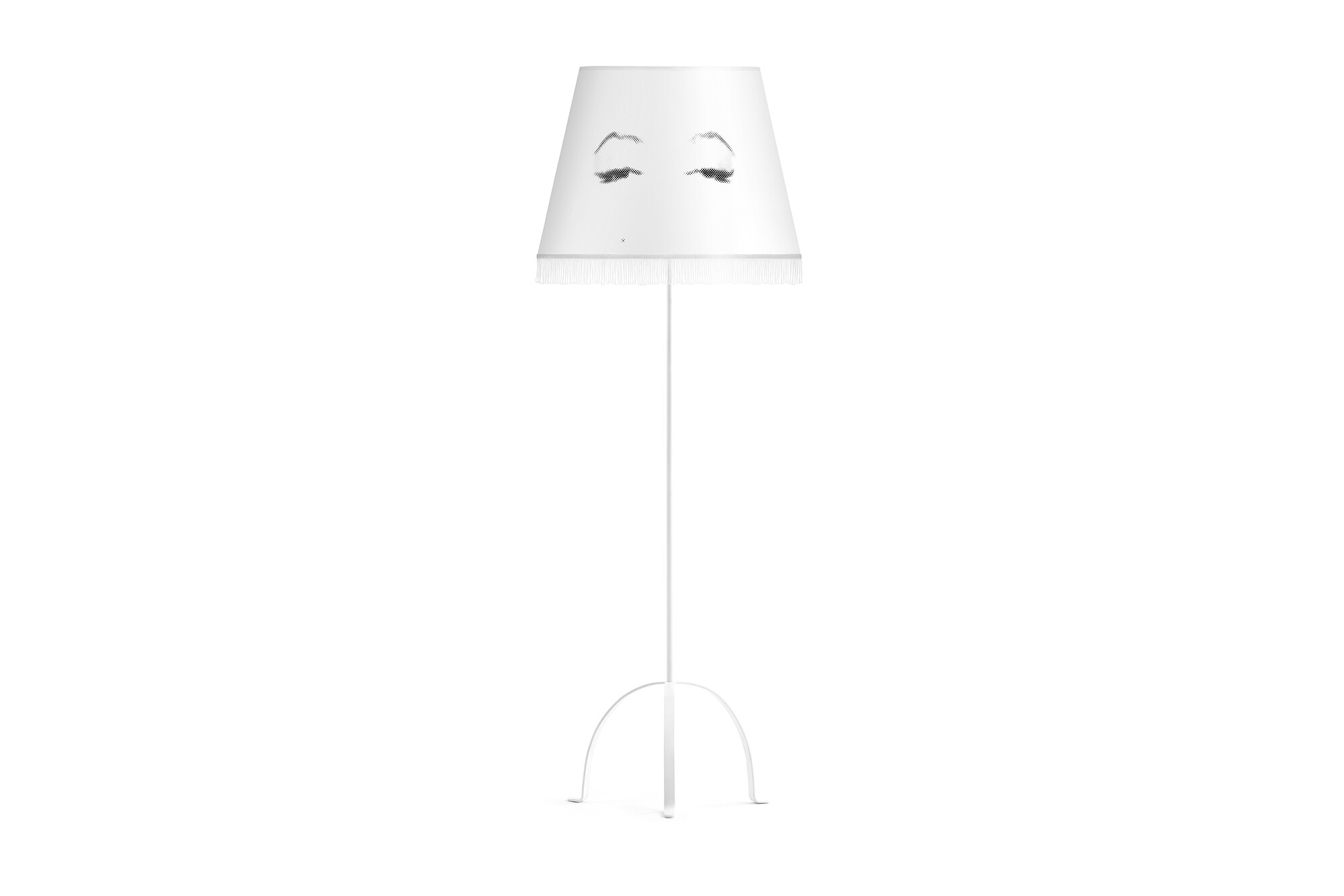 Eye Doll Floor Lamps