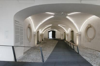 History Museum Graz - Entrance