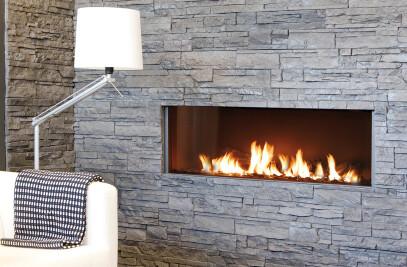 Modore 140 Fireplace