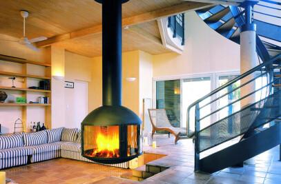 Agorafocus 850 Fireplace