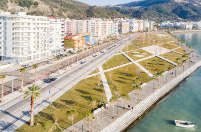 182_Waterfront promenade Vlora