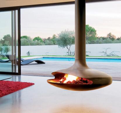 Gyrofocus Fireplace