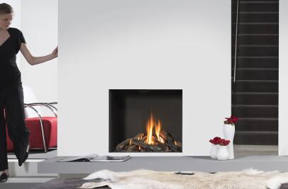 Modore 75H Single-Sided Fireplace