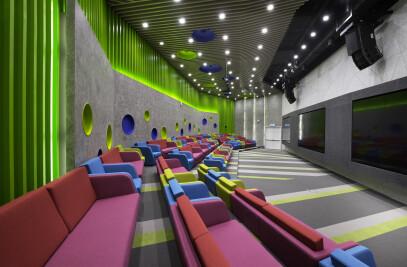Office Design - Maxis Berhad HQ